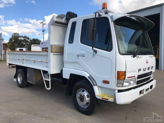 Mitsubishi Tipper Trucks for Sale in Australia - trucksales com au