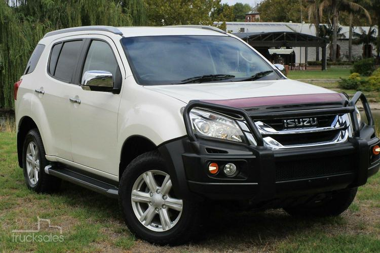Isuzu Mu X Suv Cars Offroad 4x4s Automatic Listed In For Sale For