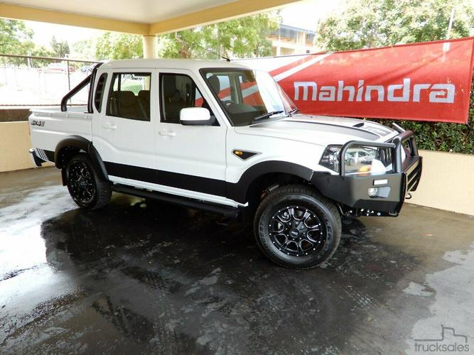 Mahindra Trucks for Sale in Australia - trucksales com au