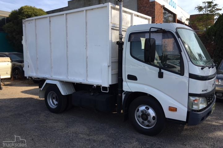 Hino Trucks, with Manual, 4x2 Drive Type for Sale in Australia