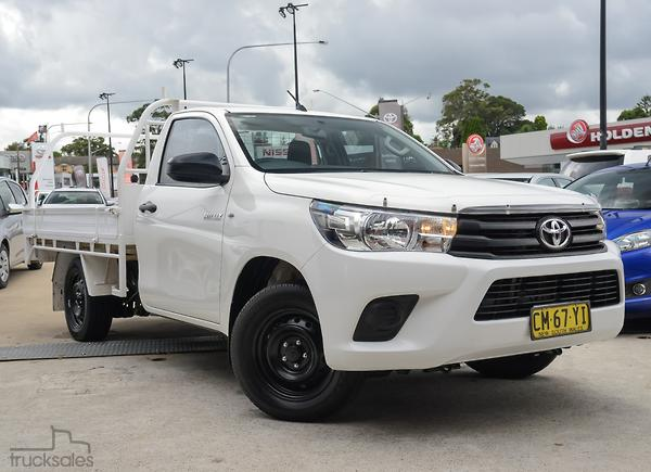 3647fc06f6a4cb Toyota Hilux Cars - Tradies for Sale in New South Wales