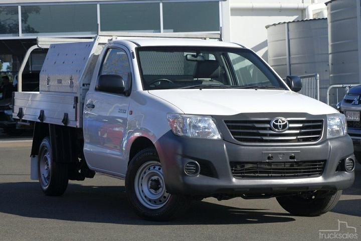 Toyota Hilux Trucks for Sale in Australia - trucksales com au