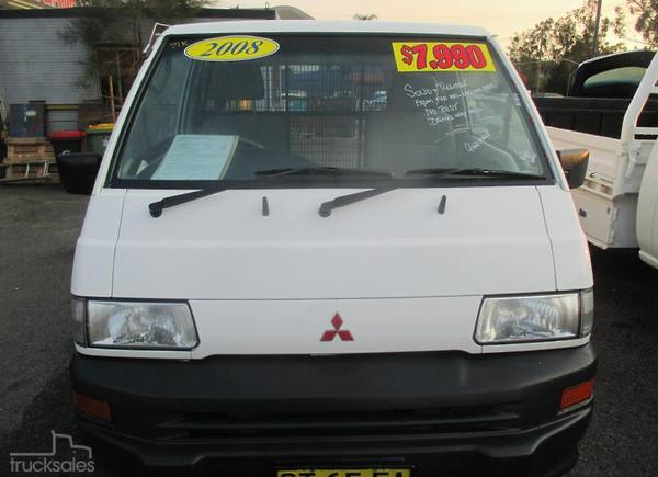 d63be86c13 Mitsubishi Express Van Cars - Tradies Manual listed in For Sale for ...