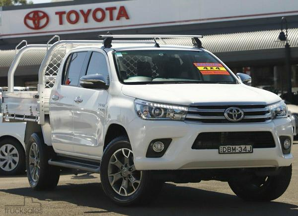 87e4cb4375c772 Toyota Hilux Trucks for Sale in Australia - trucksales.com.au