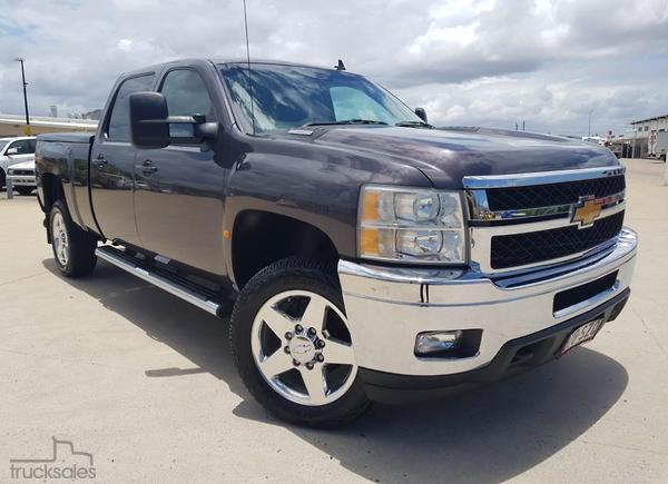 Chevrolet Trucks For Sale In Australia Trucksales