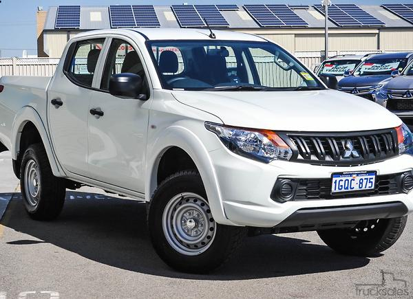 New Mitsubishi Ute Cars Tradies Under 175 000 With Automatic