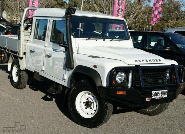 land rover defender trucks for sale in australia