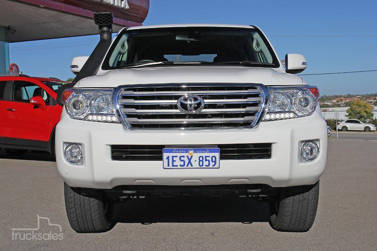 Toyota Landcruiser VX Trucks for Sale in Australia - trucksales com au