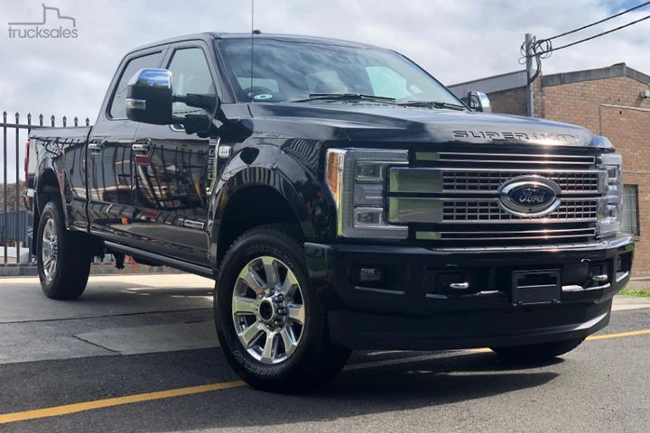 Used Ford F250 For Sale >> Used Ford F250 Platinum Cars Tradies Automatic For Sale In New