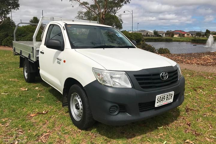 Toyota Cab Chassis Cars - Tradies for Sale in Australia - trucksales