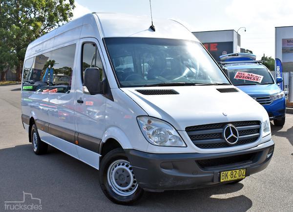 200b140463 Mercedes-Benz Sprinter 316CDI ELWB Trucks for Sale in New South ...