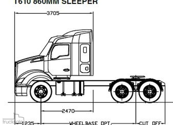 Kenworth T600 Series Trucks for Sale in Australia