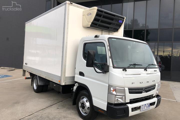 Mitsubishi FUSO Canter Trucks for Sale in Australia