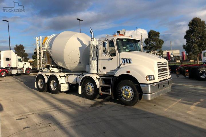 Concrete Trucks for Sale in Australia - trucksales com au