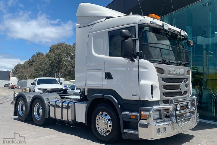 Scania Trucks for Sale in Australia - trucksales com au