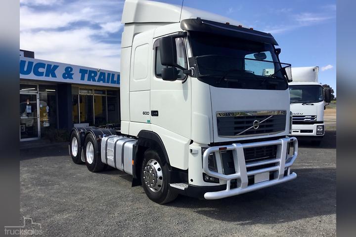 Volvo Trucks For Sale In Victoria Australia Trucksales Com Au