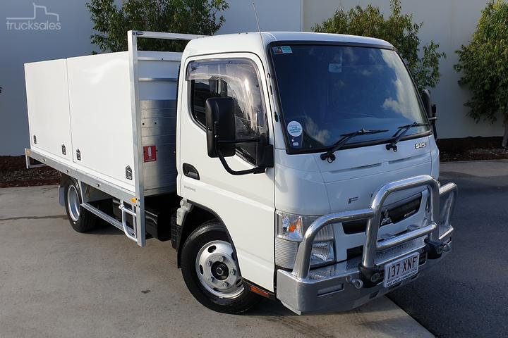 Mitsubishi FUSO CANTER Equipment & Parts Trucks for Sale in