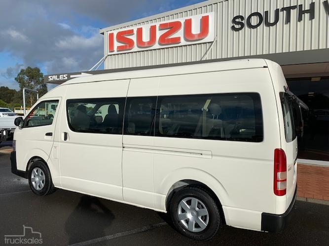 Toyota Buses for Sale in Australia - trucksales com au