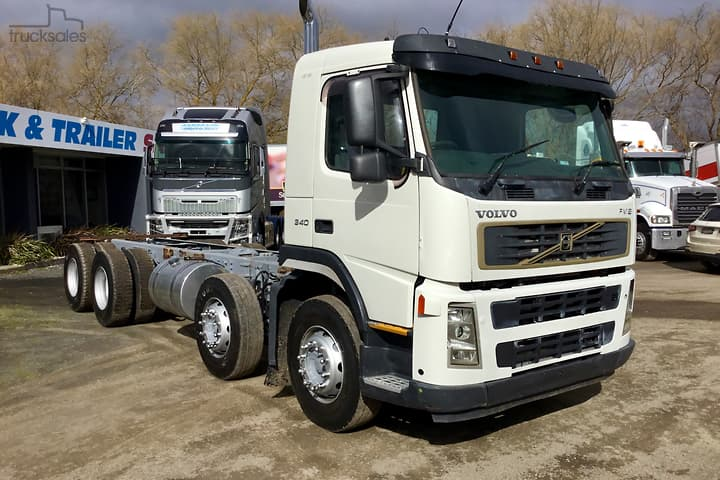 Volvo Trucks for Sale in Australia - trucksales com au
