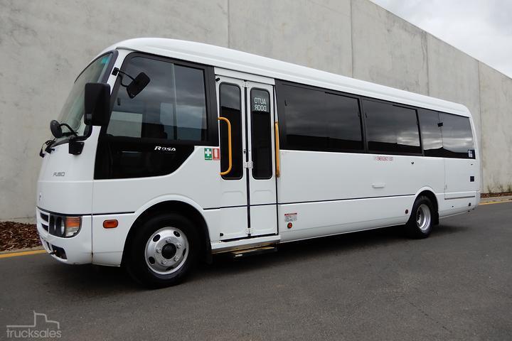 Mitsubishi Buses for Sale in Australia - trucksales com au