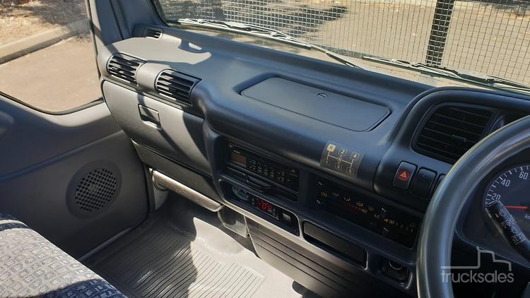 Isuzu NKR 200 Trucks for Sale in Australia - trucksales com au