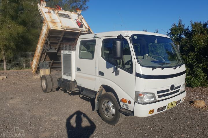 Hino Trucks for Sale in Australia - trucksales com au