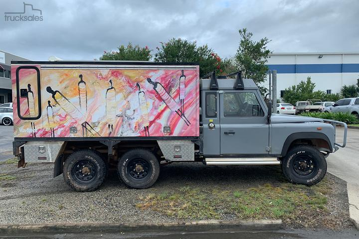 Land Rover Trucks for Sale in Australia - trucksales com au