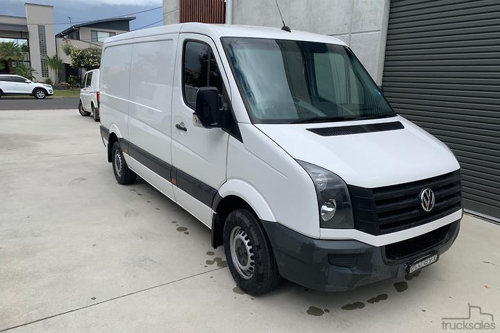 Volkswagen Crafter Trucks for Sale in Australia - trucksales com au
