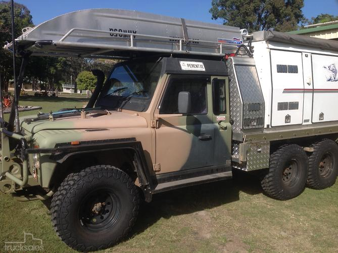 Land Rover Trucks for Sale in Australia - trucksales com au