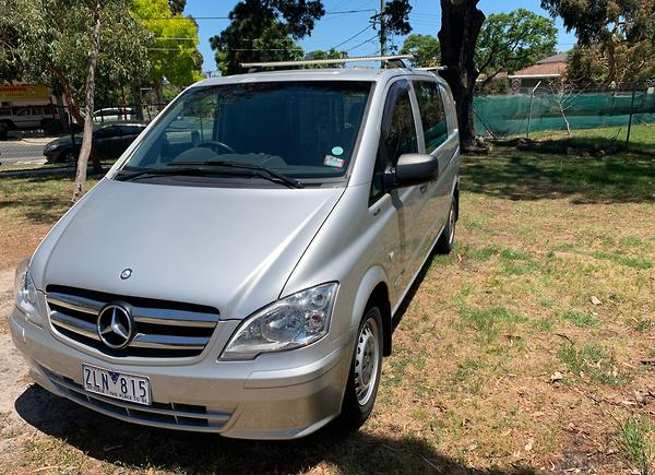 37eeb610e2 Mercedes-Benz Vito 116CDI Trucks Automatic for Sale in Australia ...