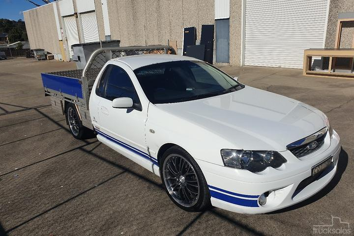 Ford Falcon Ute Xr6 Turbo Cars Tradies For Sale In New South