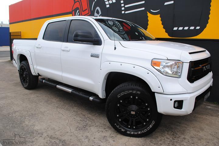 Toyota Tundra Trucks for Sale in Australia - trucksales com au