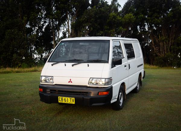 a41a833b93 Mitsubishi Express Trucks Manual for Sale in New South Wales ...