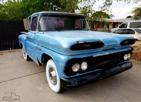 Chevrolet C10 Trucks For Sale In Australia Trucksales