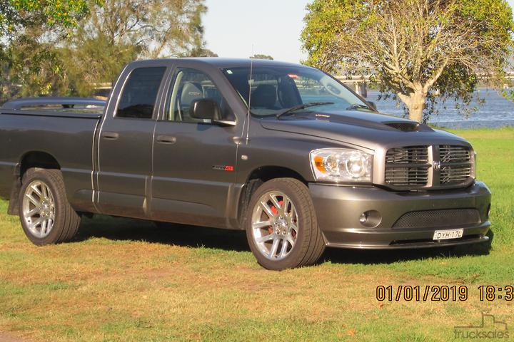 Dodge Trucks for Sale in Australia - trucksales com au