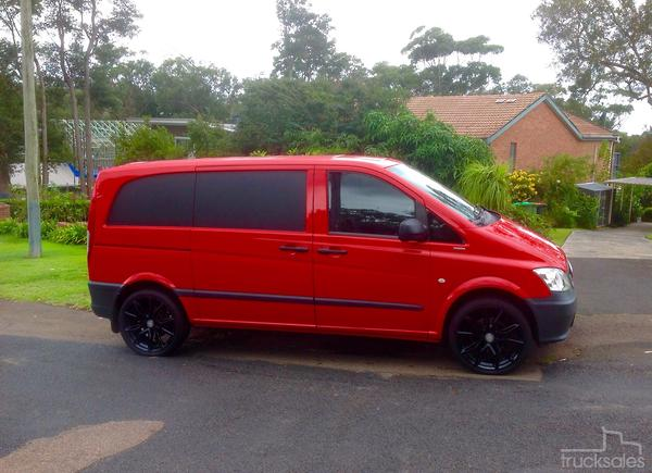 a50ec407cb Mercedes-Benz Vito Cars - Tradies Automatic for Sale in New South ...