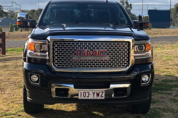 GMC Trucks for Sale in Australia - trucksales com au