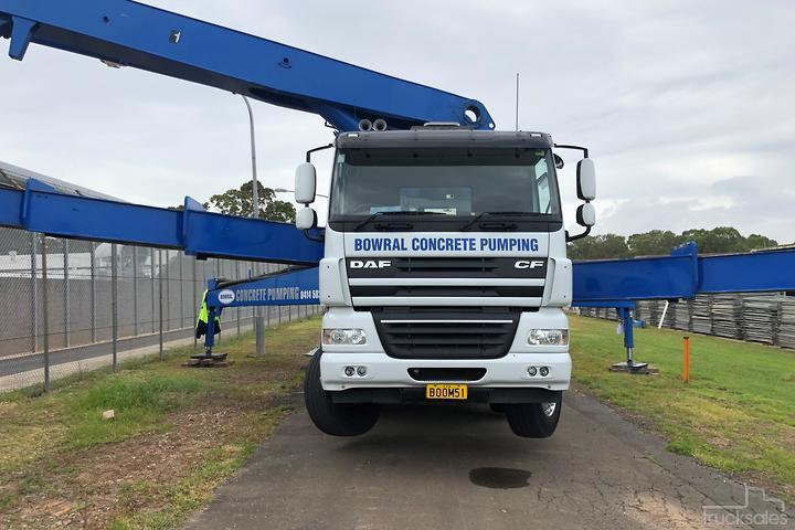 Concrete Pump Concrete Equipments for Sale in Australia - trucksales