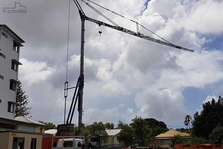 Potain HD40A Tower Crane Cranes & Liftings for Sale in