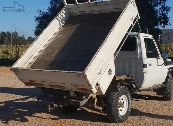 Toyota Landcruiser Equipment & Parts Trucks for Sale in Australia