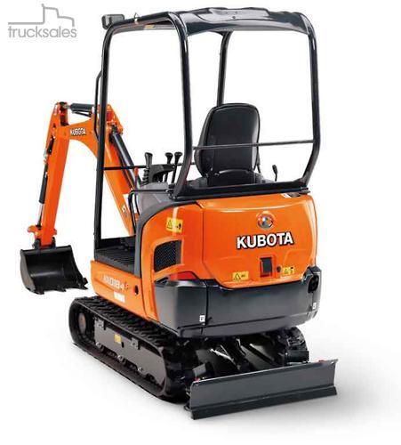 New Kubota KX018 4 EXCAVATOR REPOWER ENGINE Trucks for Sale