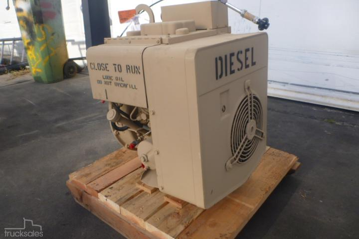 Onan 2 Cylinder Air cooled Diesel motor Engines & Motors for Sale in