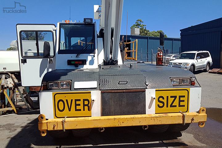 Used Franna Franna Crane Cranes & Liftings listed in For