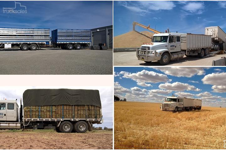 Livestock Truck Trucks for Sale in Australia - trucksales com au