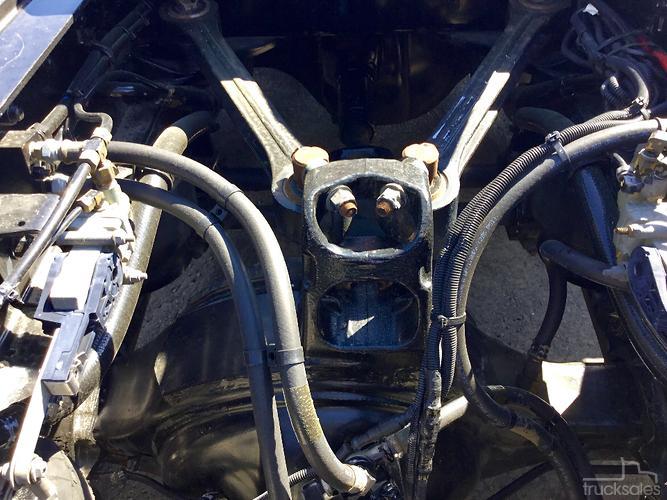 Detroit Diesel Engine Model 92 DDEC V8 turbo 585 HP t