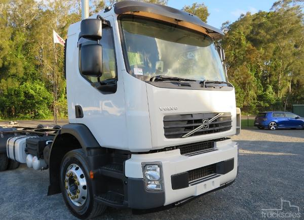 00bf8761b4 Volvo FL Auto CAB CHASSIS EX FLEET Cab Chassis Trucks for Sale in ...