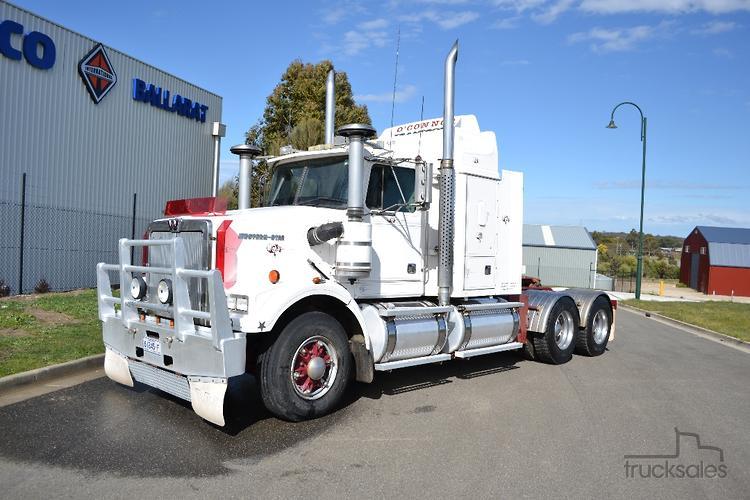 Western Star 4864, Cummins N14 Engine, Hydraulics Trucks for Sale in