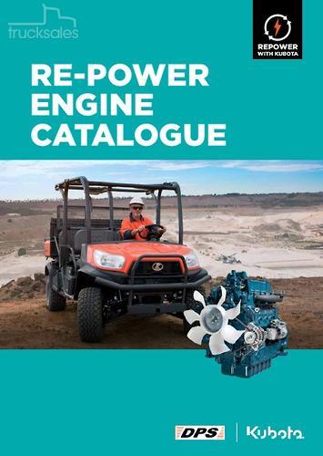 Kubota V2203 Engines & Motors for Sale in Australia