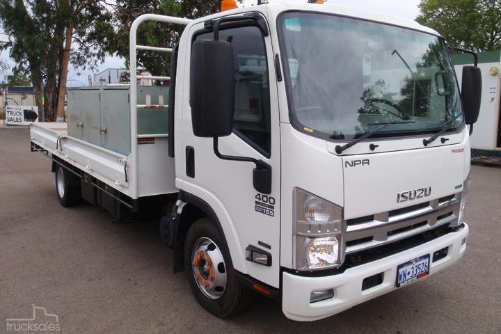 Isuzu NPR 400 Trucks for Sale in Australia - trucksales com au