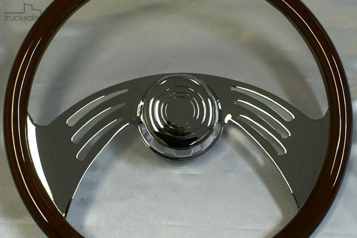 2 Spoke Wing Steering Wheel With Hub Kenworth,Westernstar